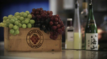 Grapes From California TV Spot, 'Food Network: Bars' - Thumbnail 8