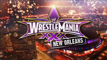 WrestleMania XXX TV Spot