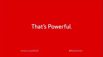 Verizon Nokia Lumia 928 TV Spot, 'Reality Check' - Thumbnail 8