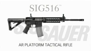 Sig Sauer Sig516 TV Spot - Thumbnail 2