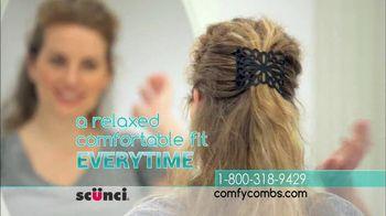 Scunci Comfy Combs TV Spot