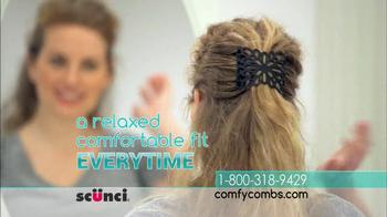 Scunci Comfy Combs TV Spot - Thumbnail 2
