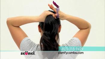 Scunci Comfy Combs TV Spot - Thumbnail 3