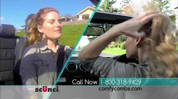 Scunci Comfy Combs TV Spot - Thumbnail 6
