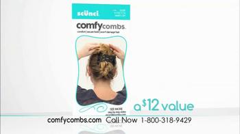Scunci Comfy Combs TV Spot - Thumbnail 7