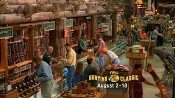 Bass Pro Shops Fall Hunting Classic TV Spot, 'We are Hunters' - Thumbnail 7