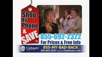 Craftmatic TV Spot, 'Don't Wait' - Thumbnail 9