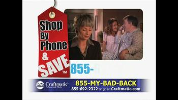 Craftmatic TV Spot, 'Don't Wait' - Thumbnail 2