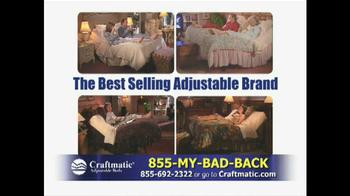 Craftmatic TV Spot, 'Don't Wait' - Thumbnail 3
