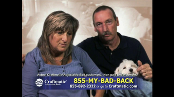 Craftmatic TV Spot, 'Don't Wait' - Thumbnail 8