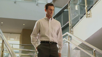JoS. A. Bank Signature Garbardine Pants TV Spot