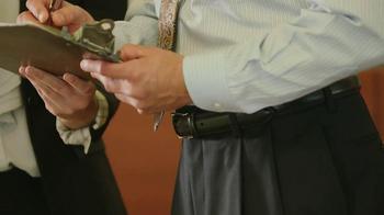 JoS. A. Bank Signature Garbardine Pants TV Spot - Thumbnail 4