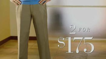 JoS. A. Bank Signature Garbardine Pants TV Spot - Thumbnail 8
