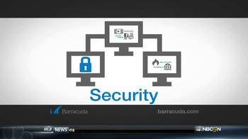 Barracuda Networks TV Spot