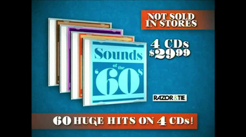 Sounds of the '60s TV Spot - Thumbnail 4