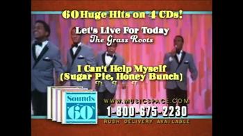 Sounds of the '60s TV Spot - Thumbnail 5