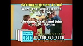 Sounds of the '60s TV Spot - Thumbnail 6
