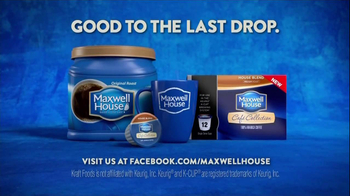 Maxwell House Single Serve Cafe Collection TV Spot, 'House Rule #33' - Thumbnail 10