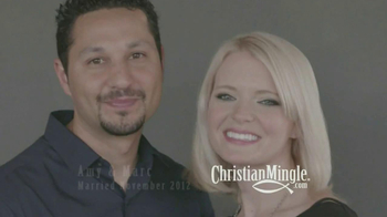 ChristianMingle.com TV Spot, 'Amy & Marc' - Thumbnail 1