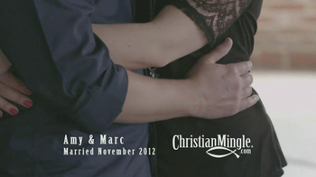 ChristianMingle.com TV Spot, 'Amy & Marc' - Thumbnail 2
