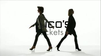 Chico's Jackets TV Spot - Thumbnail 9