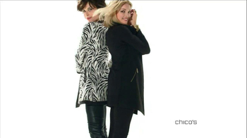 Chico's Jackets TV Spot - Thumbnail 8