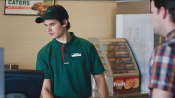 Subway TV Spot, 'Carrier Baseball' Featuring Mike Trout - Thumbnail 2