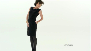 Chico's So Slimming Collection TV Spot, 'Secretly Chic'