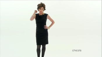 Chico's So Slimming Collection TV Spot, 'Secretly Chic' - Thumbnail 5