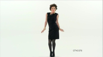 Chico's So Slimming Collection TV Spot, 'Secretly Chic' - Thumbnail 6