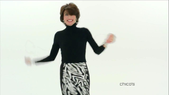 Chico's So Slimming Collection TV Spot, 'Secretly Chic' - Thumbnail 7