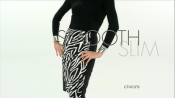 Chico's So Slimming Collection TV Spot, 'Secretly Chic' - Thumbnail 8