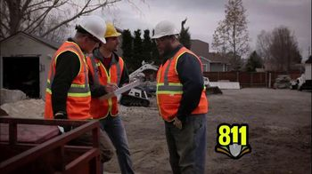 811 TV Spot, 'Jobs' - Thumbnail 3
