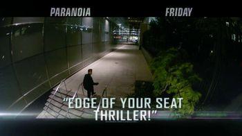 Paranoia - Alternate Trailer 13