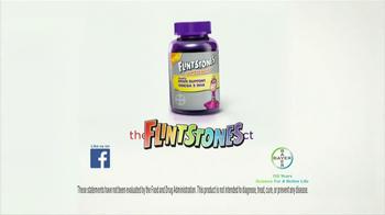 Flintstones Healthy Brain-Support Gummies TV Spot 'Flintstones Effect' - Thumbnail 10