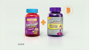 Flintstones Healthy Brain-Support Gummies TV Spot 'Flintstones Effect' - Thumbnail 6