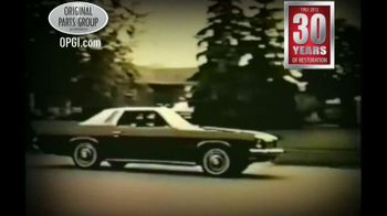 OPGI Original Parts Group Inc TV Spot, 'Cutlass' - Thumbnail 1