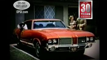 OPGI Original Parts Group Inc TV Spot, 'Cutlass' - Thumbnail 10