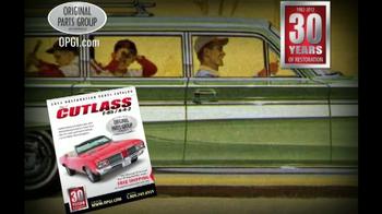 OPGI Original Parts Group Inc TV Spot, 'Cutlass' - Thumbnail 3