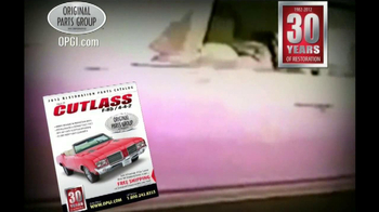 OPGI Original Parts Group Inc TV Spot, 'Cutlass' - Thumbnail 4