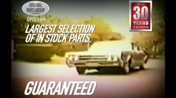 OPGI Original Parts Group Inc TV Spot, 'Cutlass' - Thumbnail 6