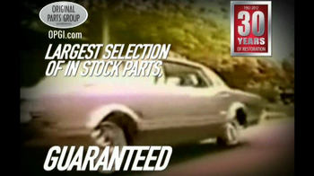 OPGI Original Parts Group Inc TV Spot, 'Cutlass' - Thumbnail 7
