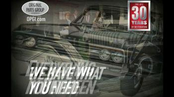 OPGI Original Parts Group Inc TV Spot, 'Cutlass' - Thumbnail 9