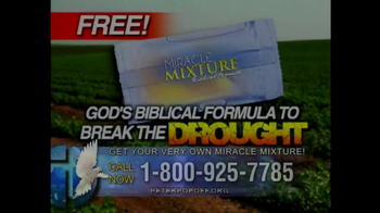 Peter Popoff Ministries Miracle Mixture TV Spot - Thumbnail 1