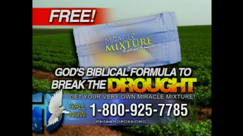Peter Popoff Ministries Miracle Mixture TV Spot - Thumbnail 2