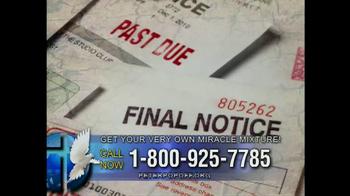 Peter Popoff Ministries Miracle Mixture TV Spot - Thumbnail 7