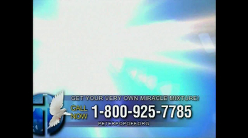 Peter Popoff Ministries Miracle Mixture TV Spot - Thumbnail 8