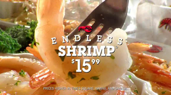 Red Lobster Endless Shrimp TV Spot - Thumbnail 10