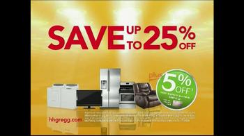 h.h. gregg Employee Family Prices Event TV Spot - Thumbnail 8