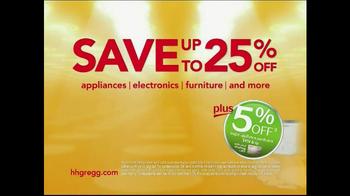 h.h. gregg Employee Family Prices Event TV Spot - Thumbnail 3